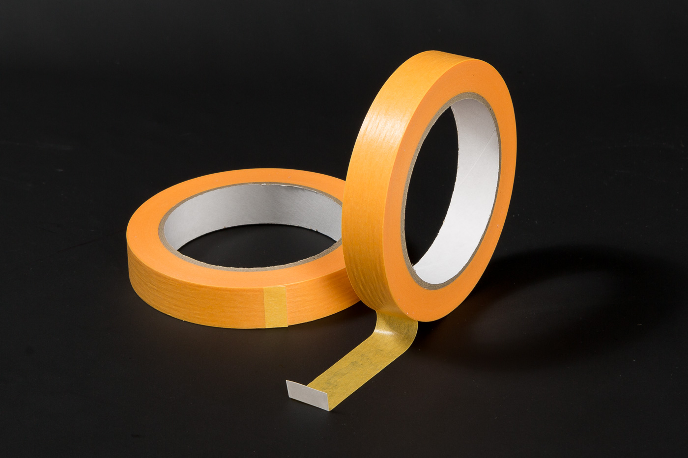 Scharfe Konturen mit Fineline Tape